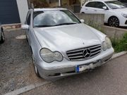 Mercedes C220 S203