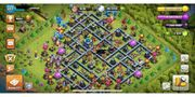 Clash of Clans Maxed Rathaus