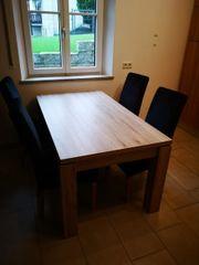 Esstisch 4 Stühle