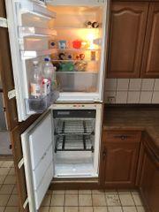 Kühlschrank mit Gefrierschrank - gebraucht gepflegt