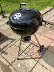 Holzkohle Kugelgrill BBQ Premium Aldi