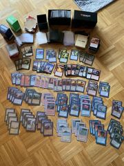 magic the gathering sammlung mtg