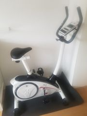 Hometrainer Christopeit Sport Ergometer AL