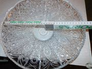 Kristallschale aus Haushaltsauflösung