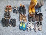 Jungen Schuhe Stiefel Halbschuhe Größe