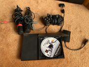 Sony PS2 Playstation inkl 2