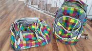 Satch Schultasche inkl Sporttasche