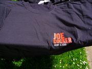 Bandshirt Tourshirt Crewshirt Cocker Clapton