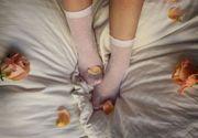 Fußbilder Füße Socken