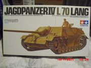 Tamiya Modell 35088 JagdpanzerI IV