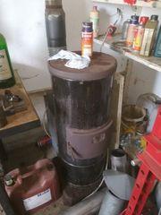Werkstatt Ofen