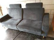 Hjort Knudsen Funktions Sofa grau
