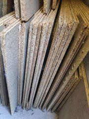 Spanverlegeplatte Spanplatte 205 cm x