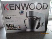 Kenwood Küchenmaschine Chef Titanum KM