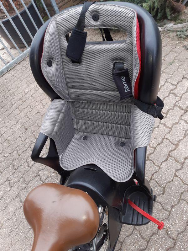 Römer Fahrradsitz inkl Fahrrad
