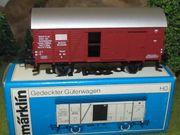Märklin H0 4692 gedeckter Güterwagen