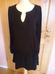 Longshirt Blusenkleid Shirt Kleid von