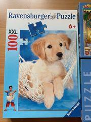 Hundepuzzle - ab 6 Jahren