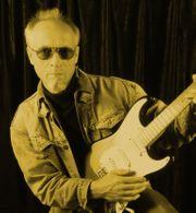 BLUES-Gitarre akustisch elektrisch - Start Di