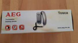 Sonstige Telefone - Schnurgebundenes Telefon AEG Tosca