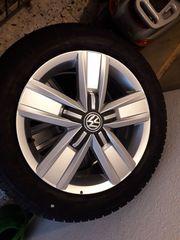 VW T6 4x Winterreifen 215