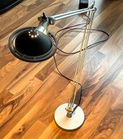 verstellbare Halogen-Schreibtischlampe 35 W zu