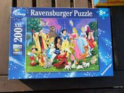 Puzzle Ravensburger 12698 - Disney Lieblinge