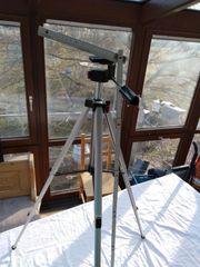 Stativ Fotostativ Teleskopauszug 120cm