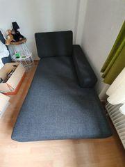 Sofa Recamaire Couch Bett mit