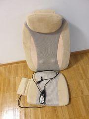 Shiatsu Massage Auflage