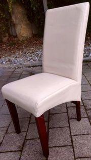 4 hochwertige Esszimmerstühle Stuhl