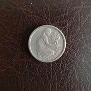Münze - 1949 - wie abgebildet