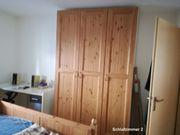 Schlafzimmerschrank Doppelbett mit 2 Nachtkästchen