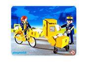 4403 Playmobil Briefträger mit Team