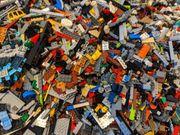 1kg Lego Bausteine gemischt Figuren