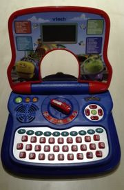 V-tech Lerncomputer Chuggington Laptop