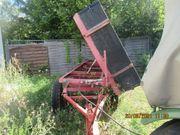 Anhänger-Kipper für Traktor