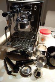 Bezzera BZ07 Espressomaschine inkl Zubehör