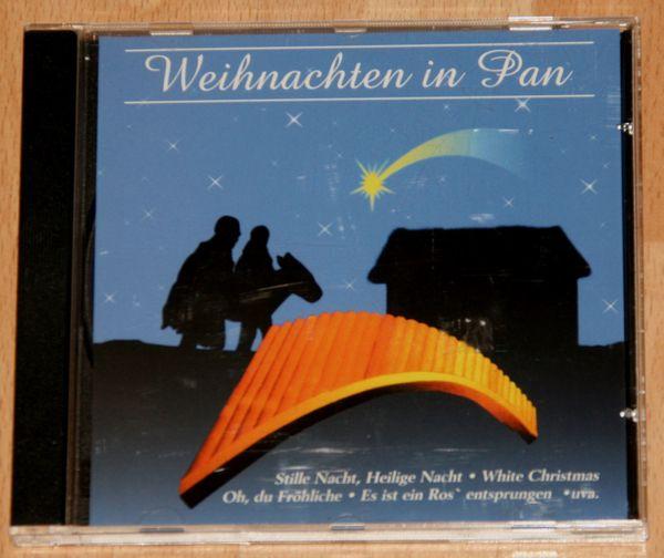 Audio-CD - Weihnachten in Pan - NEU -