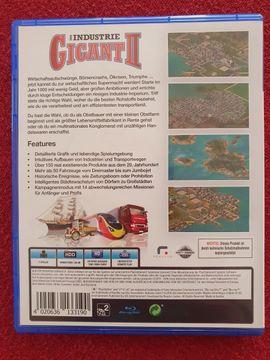 PlayStation 4 - Industrie Gigant II PlayStation 4
