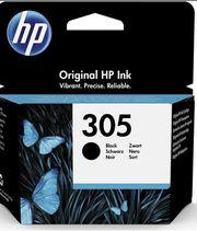 HP 305 schwarz Original Tintenpatrone -