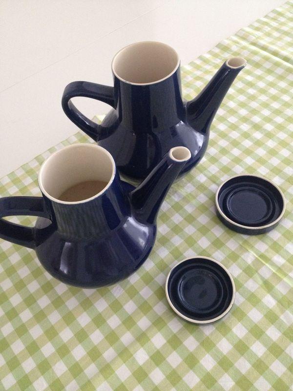 Melitta Stockholm Kaffeekannen Teekannen 2