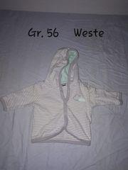 Baby Weste gr 56