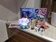 Playmobil Meerjungfrau Perlenmuschel mit Nachtlicht