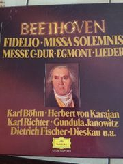 Beethoven 8 LP stereo