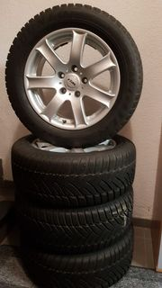 BMW KOMPLETTRADSATZ M S Dunlop