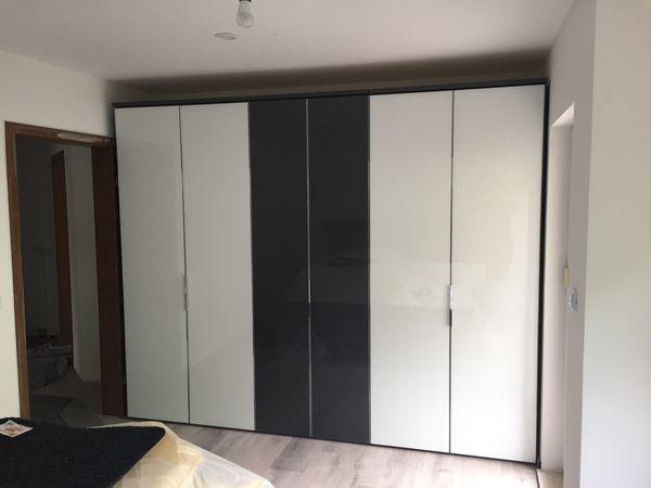 Kleiderschrank Nolte 280x220x60