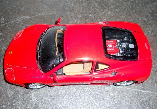 Ferrari 360 modena - Modell