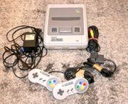 Super Nintendo SNES S-Nr UP11766908