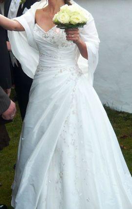 Alles für die Hochzeit - Brautkleid Maggie Sottero von Cecile